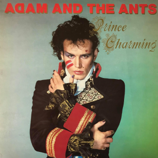 Adam & The Ants - Prince Charming (LP) (VG/G++)